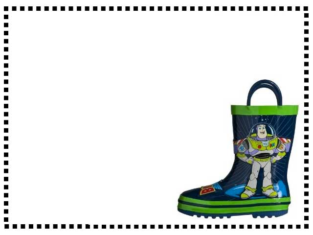 Buzz Lightyear Puddle Jumpers