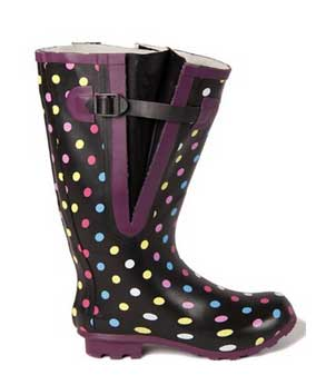Wide Rain Boots For Women - Boot 2017