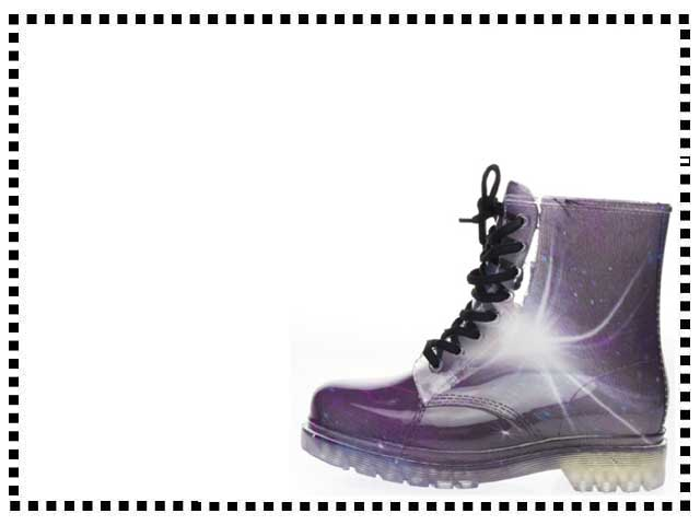 Space Print Jelly Combats