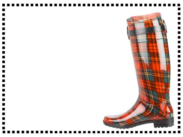 Ralph Lauren Rossalyn-II-Rain Boot